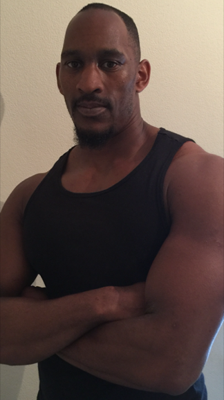 Personal fitness trainer Marcus